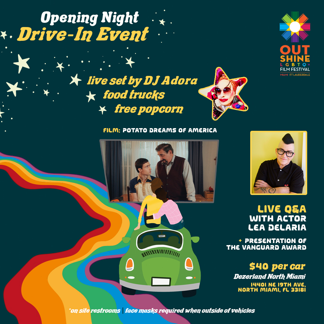 Opening Night Drive-In Event