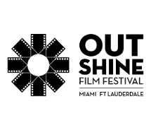 OUTshine Logo Black & White